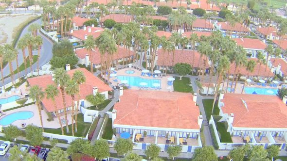 Desert Resort Rise