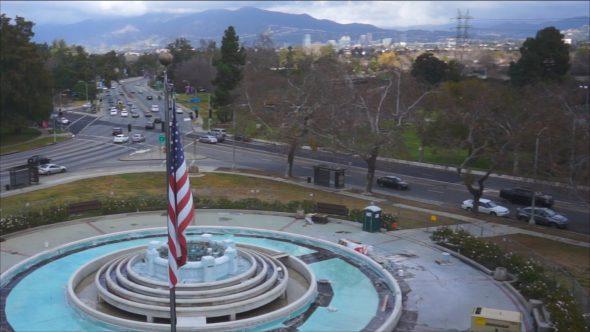 Flag Circling