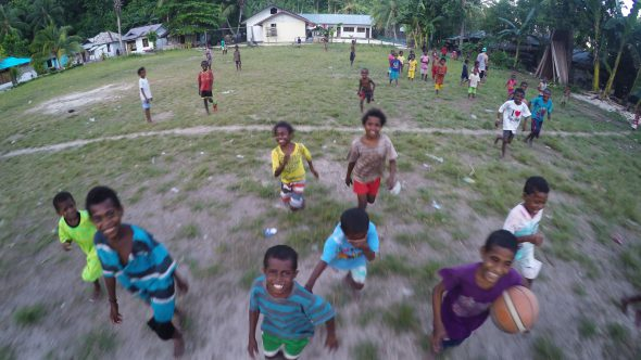 Papua Village Soccer 3