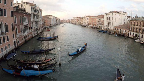 Venice Canal Flight