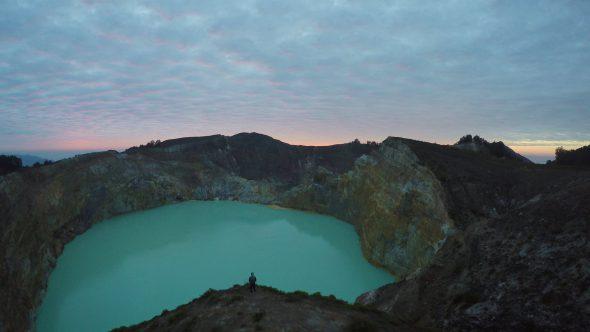 Kelimutu Volcano Indonesia 1