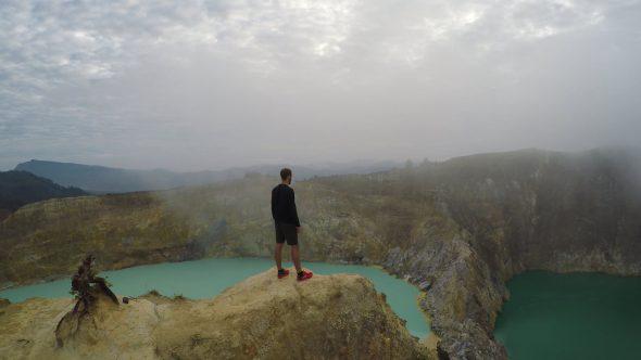 Kelimutu Volcano Indonesia 4