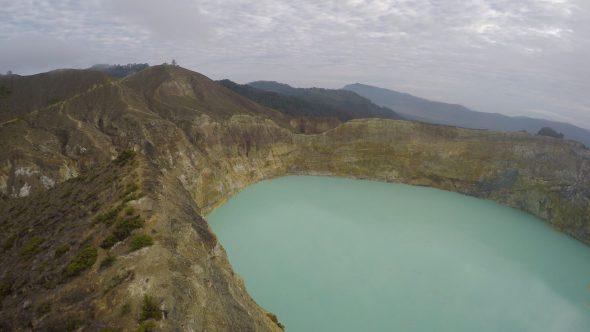 Kelimutu Volcano Indonesia 8