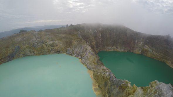 Kelimutu Volcano Indonesia 9