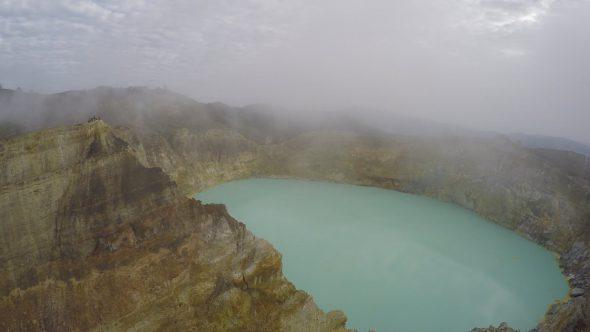 Kelimutu Volcano Indonesia 13