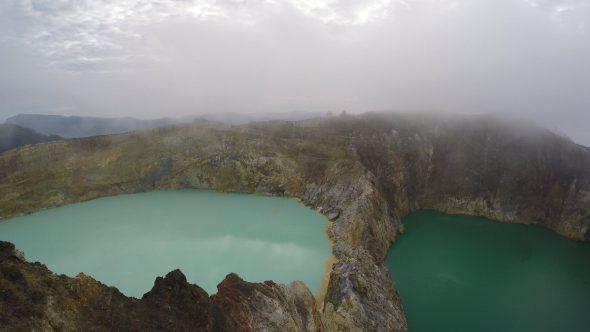 Kelimutu Volcano Indonesia 14