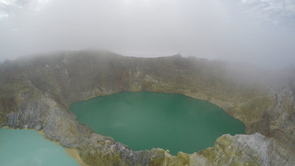 Kelimutu Volcano Indonesia 15