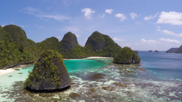 Raja Ampat Islands 1