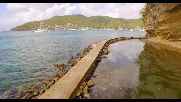 Seawalk in Bequia
