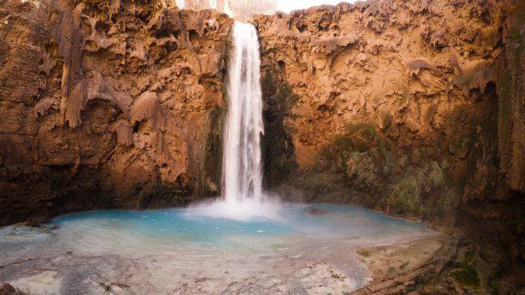 Mooney Falls 3