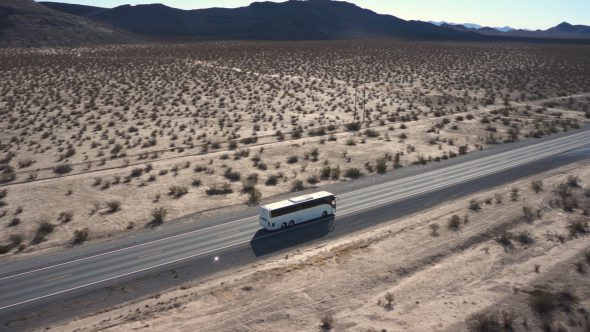 Desert Bus Drive By 1