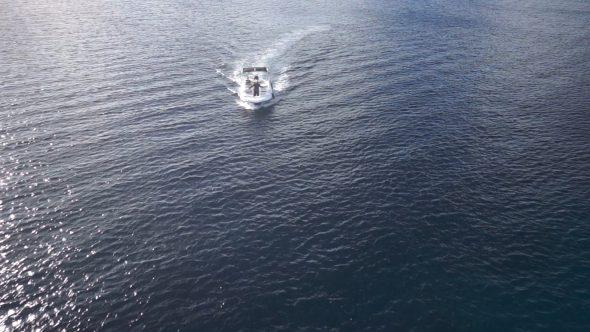 Boat Flyby