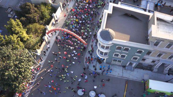 Running Race Pan – Universal Studios – Charity Race