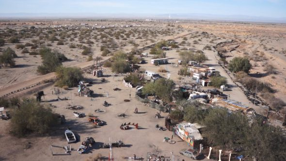 Slab City Tower 6