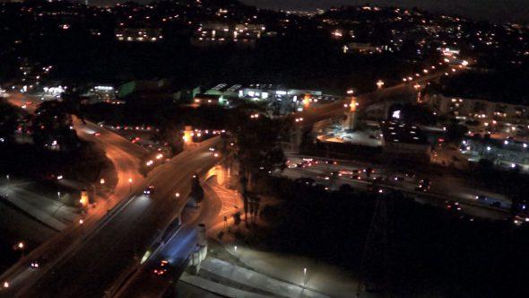 Skyway Night Bridge 1