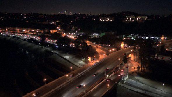 Skyway Night Bridge 3