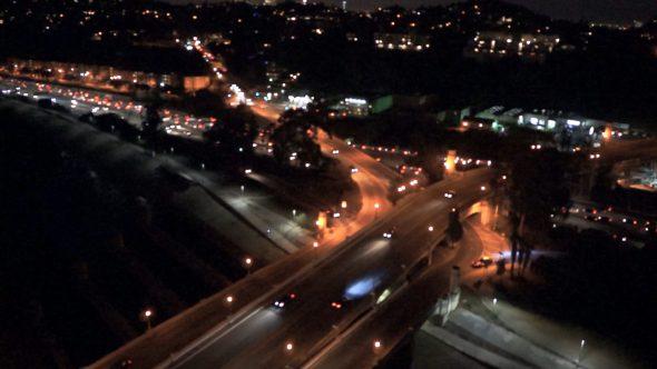 Skyway Night Bridge 2
