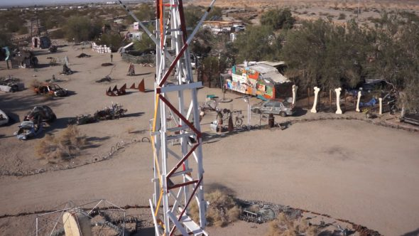 Slab City Tower 5