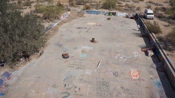 Slab City Skate Park