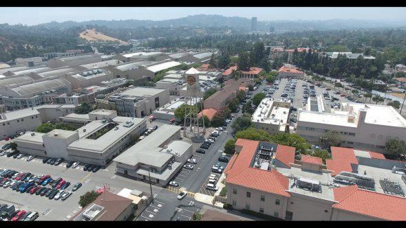 Warner Bros. Studios Left Pan