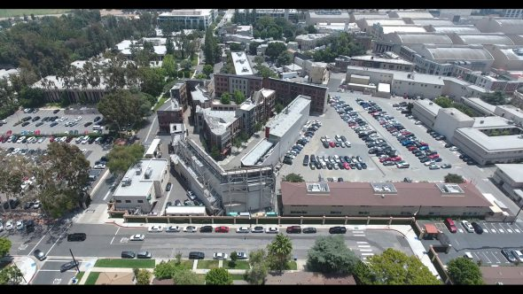 Warner Bros. Studios Zoom Out