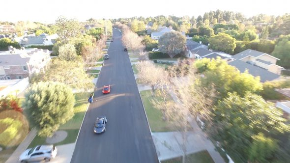 McLarens Suburban Sunset Chase 6