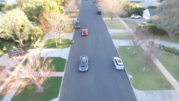 McLarens Suburban Sunset Chase 5