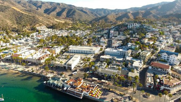 Avalon City Sta. Catalina Island 8