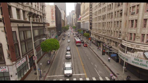 Downtown L.A. Street Rise