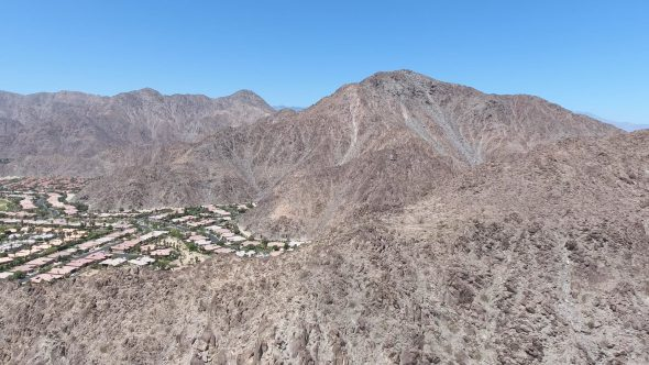 La Quinta Resort City and Sta. Rosa Mountains 1