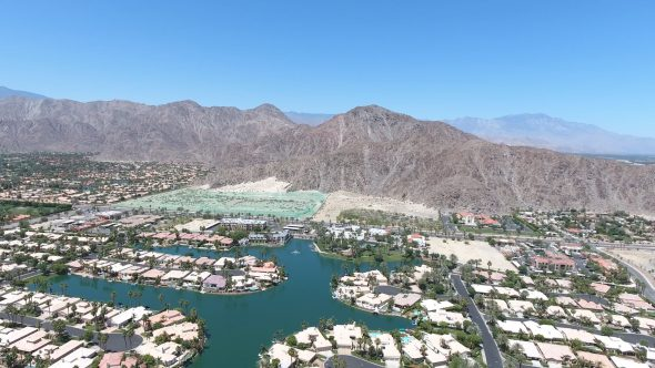 La Quinta Resort City and Sta. Rosa Mountains 2