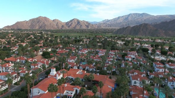 La Quinta Resort City and Sta. Rosa Mountains 5
