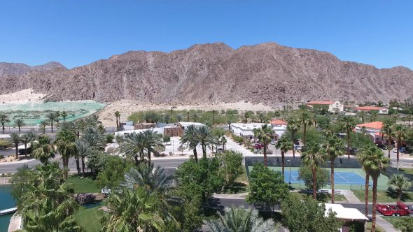 Lake Laquinta and Sta. Rosa Mountains 2
