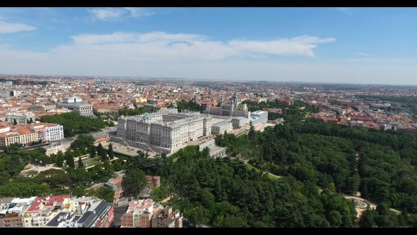 Royal Palace of Madrid 1