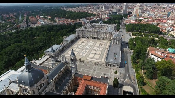 Royal Palace of Madrid 4