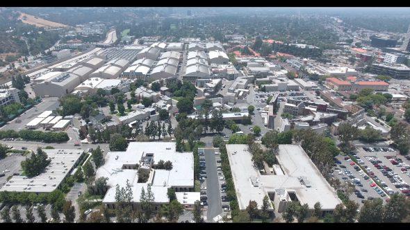 Warner Bros. Studio Forest Reveal 1