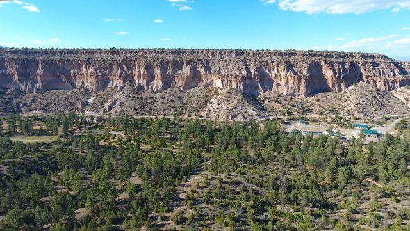 New Mexico Forest Canyon 1