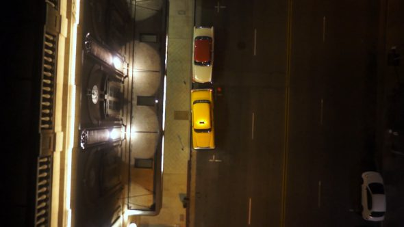 Yellow Cab Ride Getaway