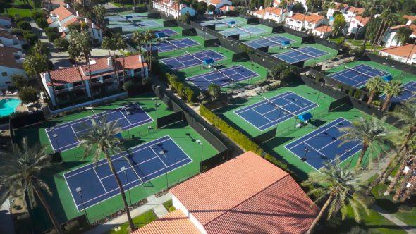 La Quinta Tennis Club Reverse