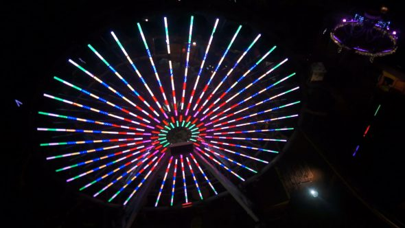 Ferris Wheel Circling III