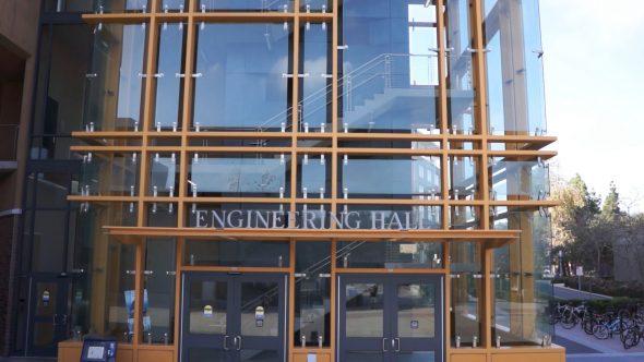 Engineering Hall Rise