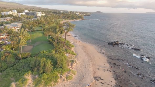 Maui Rocky Beach Forward Glide 1