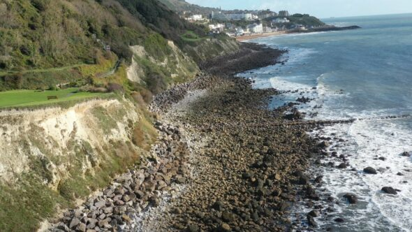 Castle Cove, Ventnor Coast